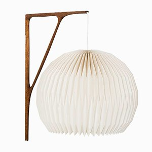Scandinavian Wall Lamp from Le Klint, 1950s