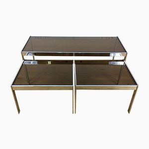 Tables Gigognes par Richard Young pour Merrow Associates, 1970s
