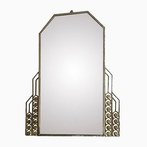 Shop designer mirrors online at pamono for Deco grand miroir