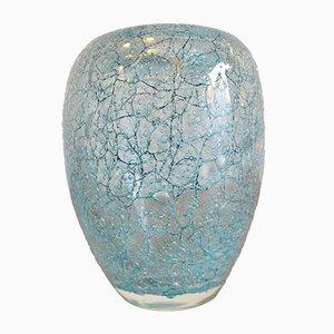 Vintage Dexel Ei Glass Vase by Walter Dexel for WMF