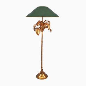 Mid-Century Palm Floor Lamp, 1970s