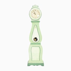 Horloge Verte Vintage, Suède
