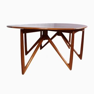 Mid-Century Table by Kurt Ostervig for Jason Møbler
