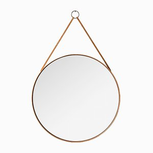 Round No. 103 Mirror from Glasmäster, 1950s