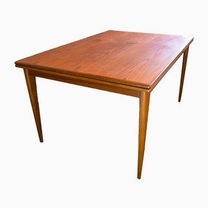 Model 12 Teak Dining Table from Niels O. Møller, 1960s