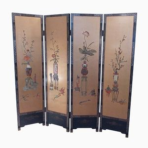 French Reversible Oriental Screen, 1960s