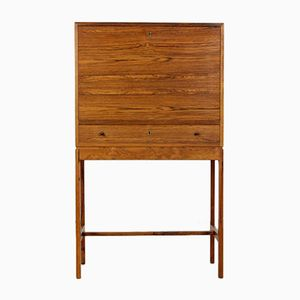 Rosewood Secretary Desk from Jason Møbler, 1960s