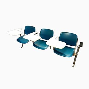 3-Seater Bench from Anonima Castelli, 1960