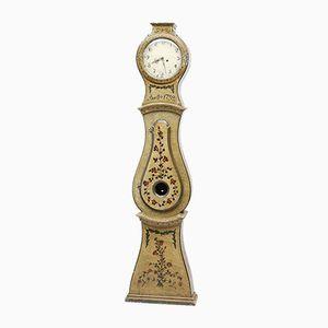 Antike Schwedische Mora Uhr, 1732