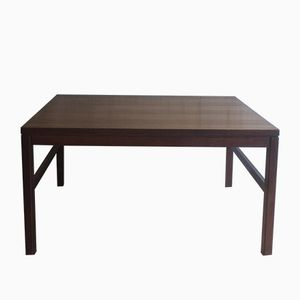 Teak Square Coffee Table from Arbatove