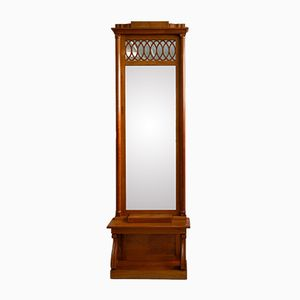 Buy antique mirrors pamono online shop for Tall skinny mirror