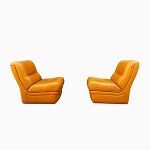 Lounge Chairs from Beka, 1970s, Set of 2