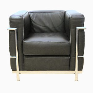 LC2 Sessel von Le Corbusier für Alivar, 1989