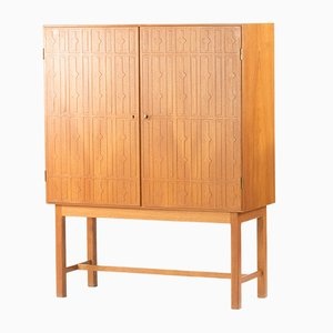 Teak Cabinet by Eyvind Beckman, 1950s