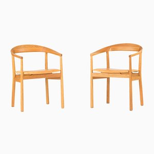 Tokyo Armchairs by Carl-Axel Acking for NK, 1950s, Set of 2