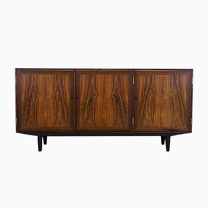 Danish Rosewood Sideboard by Carlo Jensen for Hundevad & Co., 1970s
