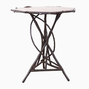 Twig Base Centre Table, 1910s
