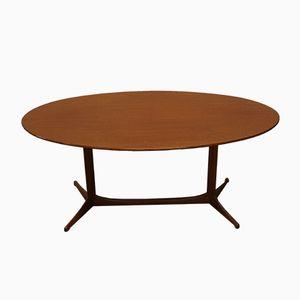 Teak Plommonet Coffee Table by Kerstin Hörlin-Holmquist, 1959
