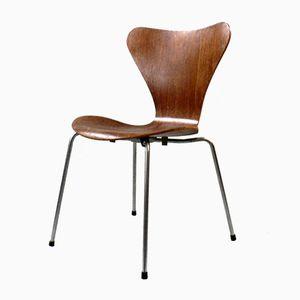 Series 7 Chair by Arne Jacobsen for Fritz Hansen, 1960s