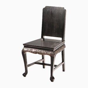 Stuhl mit Chinesischen Dekorationen, 1960er