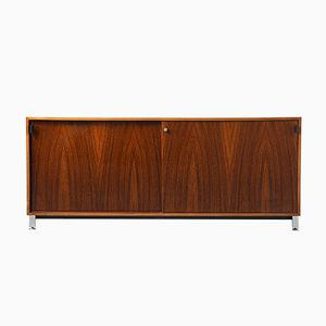 Mid-Century Rosewood Office Sideboard, 1950s