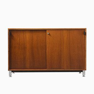 Mid-Century Small Rosewood Cabinet, 1950s