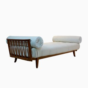 Vintage Teak Daybed by Knoll, 1960s