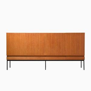 Teak B60 Sideboard by Dieter Weakerlin for Behr, 1960s