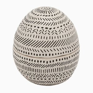 Skep Small Round Box by Atelier KAS