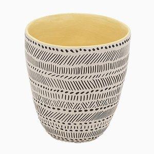 Vase Coupe Skep par Atelier KAS