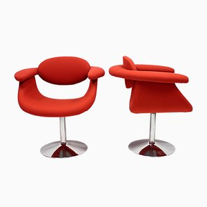 Captains Chairs by Eero Aarnio for Asko, 1960s, Set of 2