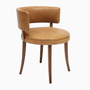 Danish Low Chair by Magnus Stephensen, 1930s