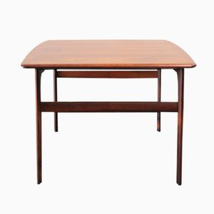 Mid-Century Rosewood Side Table from Rasmus Solberg