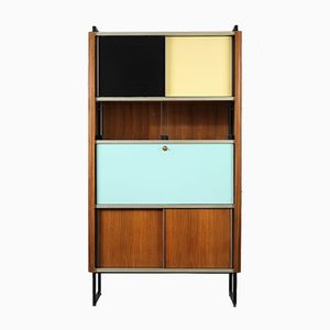 Secretaire Bookcase by Georges Frydman for EFA, 1950s