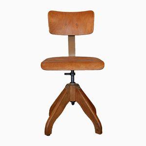 chaises de bureau vintage en ligne achetez des chaises. Black Bedroom Furniture Sets. Home Design Ideas