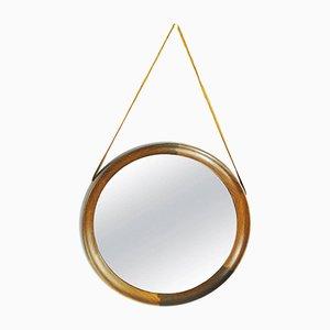 Schwedischer Vintage Spiegel von Uno & Osten Kristiansson für Luxus