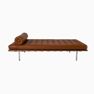 Barcelona Daybed by Mies van der Rohe for Knoll, 1953