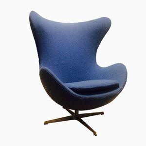 Egg Armchair by Arne Jacobsen for Fritz Hansen, 1960s