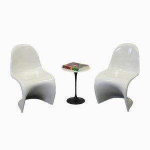 Chaise Panton Blanche. Good Chaise Dsw Abs Unique Design D Intrieur ...