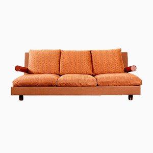 Large Three-Seater Baisity Sofa by Antonio Citterio for B&B Italia, 1986