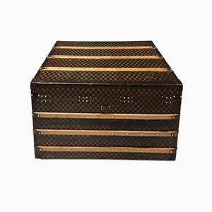Damier Courier Trunk from Louis Vuitton, 1890s