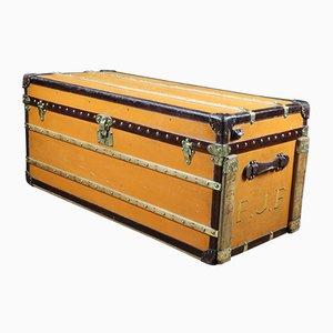Coffre Antique Orange de Louis Vuitton