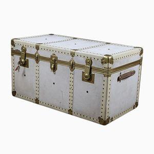 Vintage Koffer mit Schlössern von Shiusura FB Hermetica