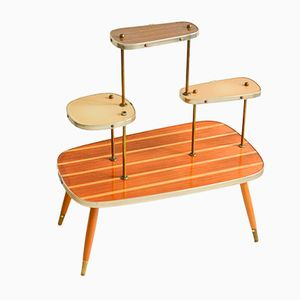Mid-Century Plant Stand, 1960s