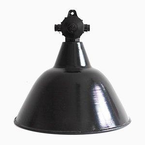 German Industrial Factory Lamp