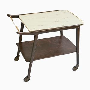 Mid-Century Serving Cart, 1960s