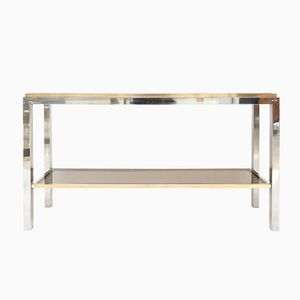 Table Linea Flaminia par Willy Rizzo