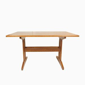 Danish Teak Hospital Table