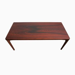 Rosewood Coffee Table by Henning Kjaernulf for Vejle Stole & Moblefabrik, 1960s