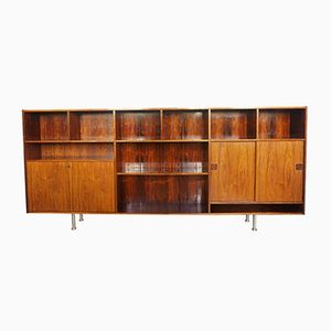 Danish Rosewood Wall Unit